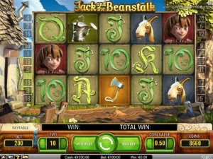 Freeonline slotsjack and the beanstalk