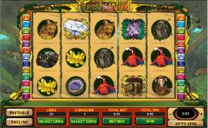 Freeonline slotsJungle Wild