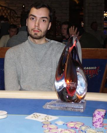 Favorito statusą pateisinęs A. Alekberovas triumfavo istoriniame Lietuvos pokerio turnyre 101