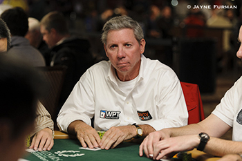 Mike Sexton, part of the poker royalty