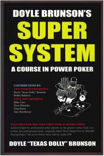 Super System: Poker's bible