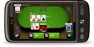 Mobilioji aplikacija pokeriui