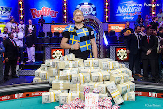 Martin Jacobson Dishes on 10 for 10 Documentary & WSOP Reign Coming to an End 101