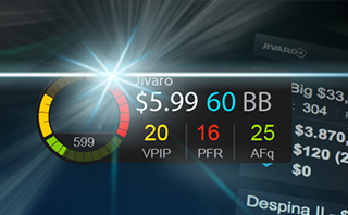 A Review of Jivaro – Poker's Next Generation of Poker HUD 103