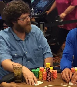 2015 MSPT Michigan State Poker Championship Day 1c: Jason Smith Leads the 40 Survivors 101