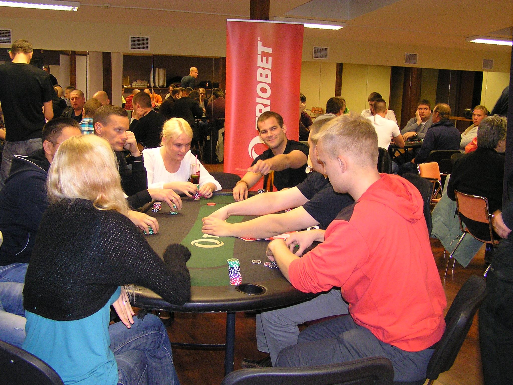 Esimeseks Rakvere pokkerimeistriks tuli Turnapro Ott Jaakson 101