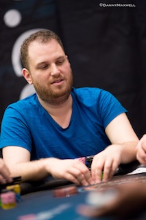 More Brian Rast vs. Scott Seiver: Four-Flush Board Suits Rast 101