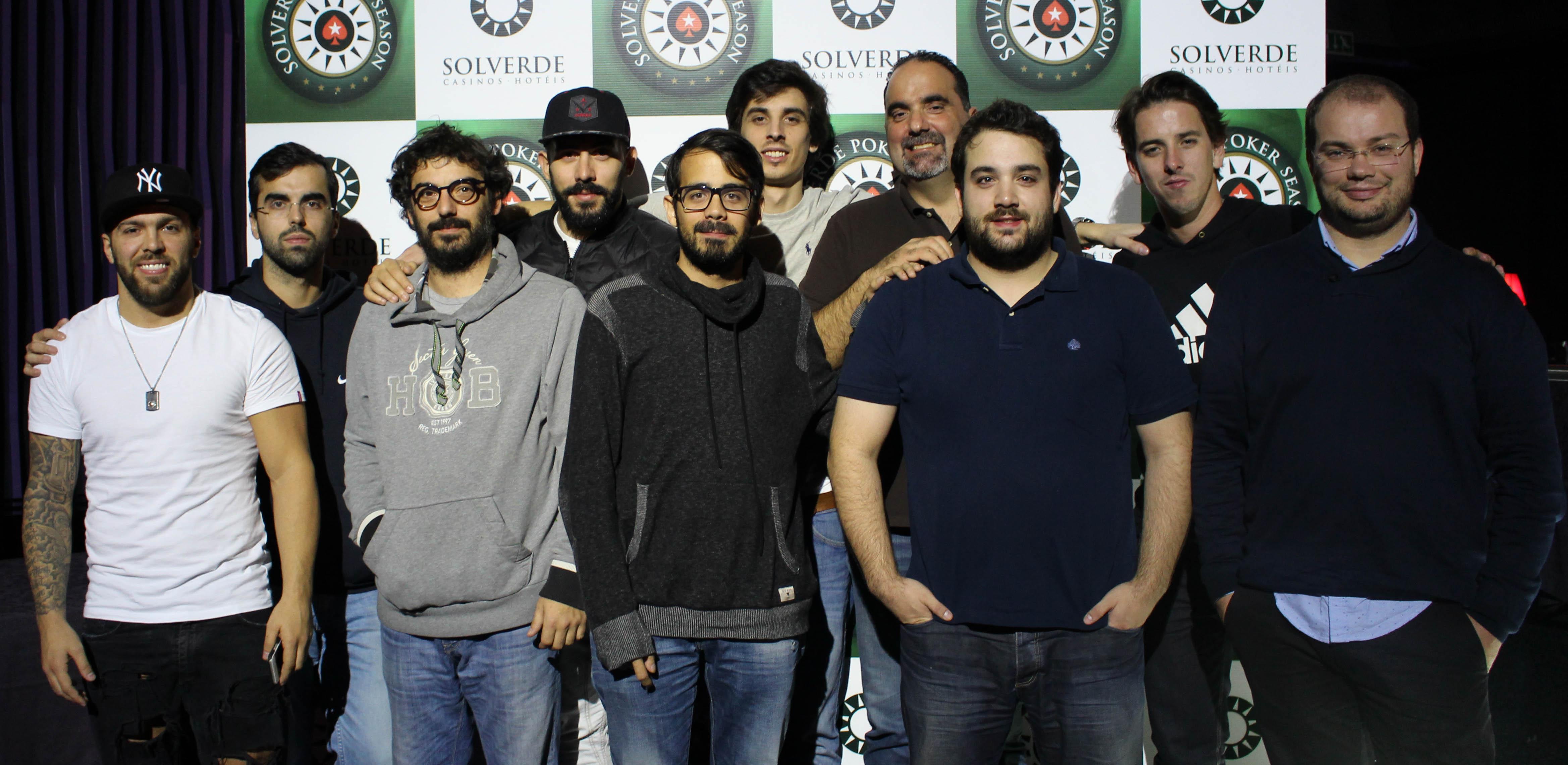 """João """"Megas"""" Silva Vence Main Event da Etapa 10 Solverde Poker Season (€8.086) 101"""