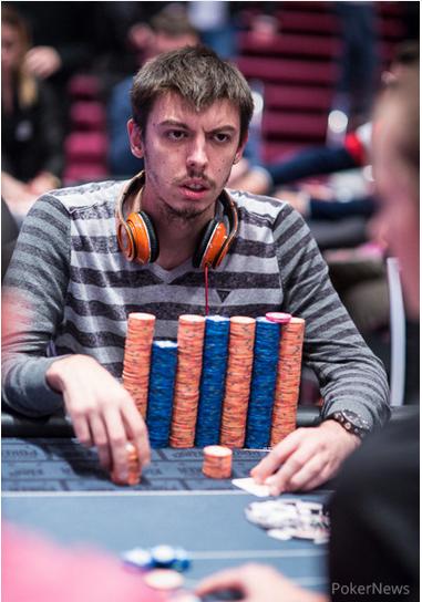 Александър Денишев води при 31 оставащи на WSOP Circuit... 103