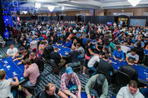 You will never forget your first poker tournament