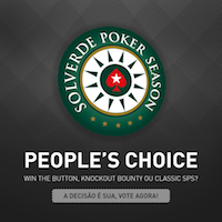 Main Event Solverde Poker Season: Vota Já no Side Event Players Choice 101