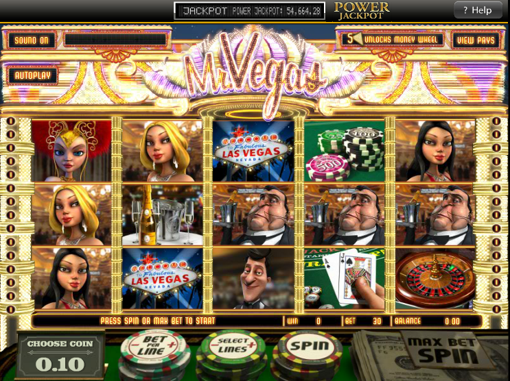 Mr. Vegas Video Slots