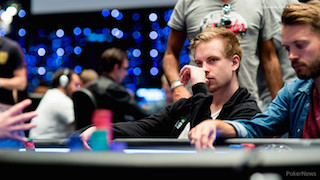 The Online Railbird Report: Blom on a Downswing; Ivey Wins November's Biggest Pot 101