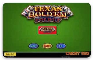 "6-Max ""Texas Hold'em Fold Up"": Poker Game or Slot Machine? 101"
