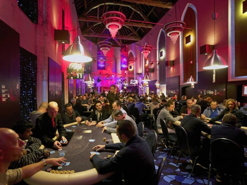 Holland Casino Breda Poker