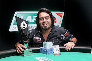 "Yuri ""theNERDguy"" Martins Wins LAPT Grand Final; Oscar Alache LAPT Season 8 POY 101"