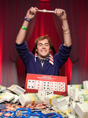 History of WSOP Europe, 2007 to Present 105