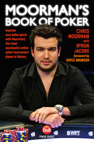 Win a Free Copy of Moorman's Book of Poker Video 101