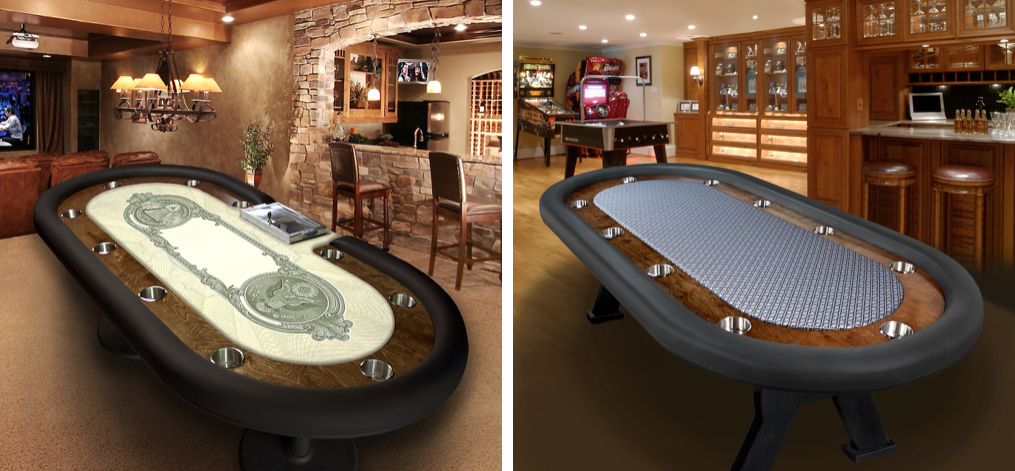 A Custom Table From ProCaliber Poker Makes Our #1 Holiday Gift 101