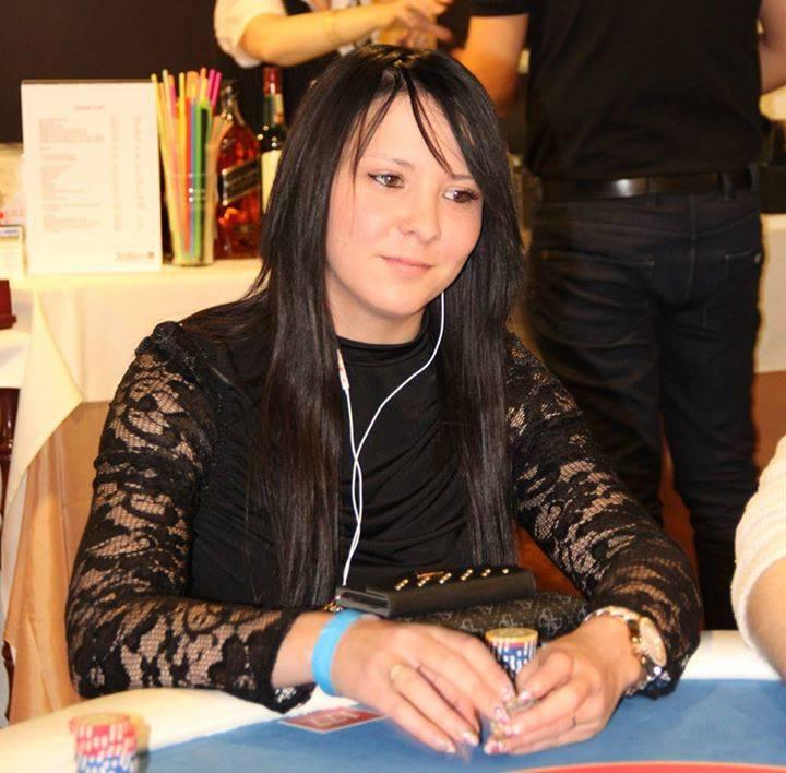 Carmen-Elina Kupri. Lühikese ajaga on temast saanud kardetav vastane igal turniiril.