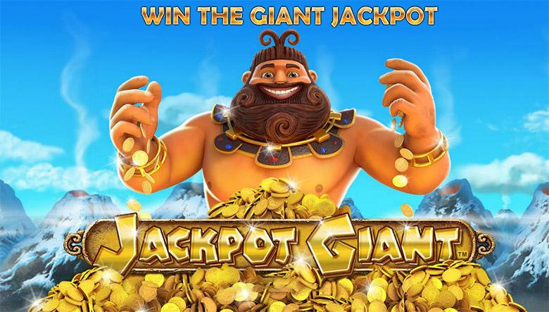 Jackpot Giant let you win up to €5,277,893