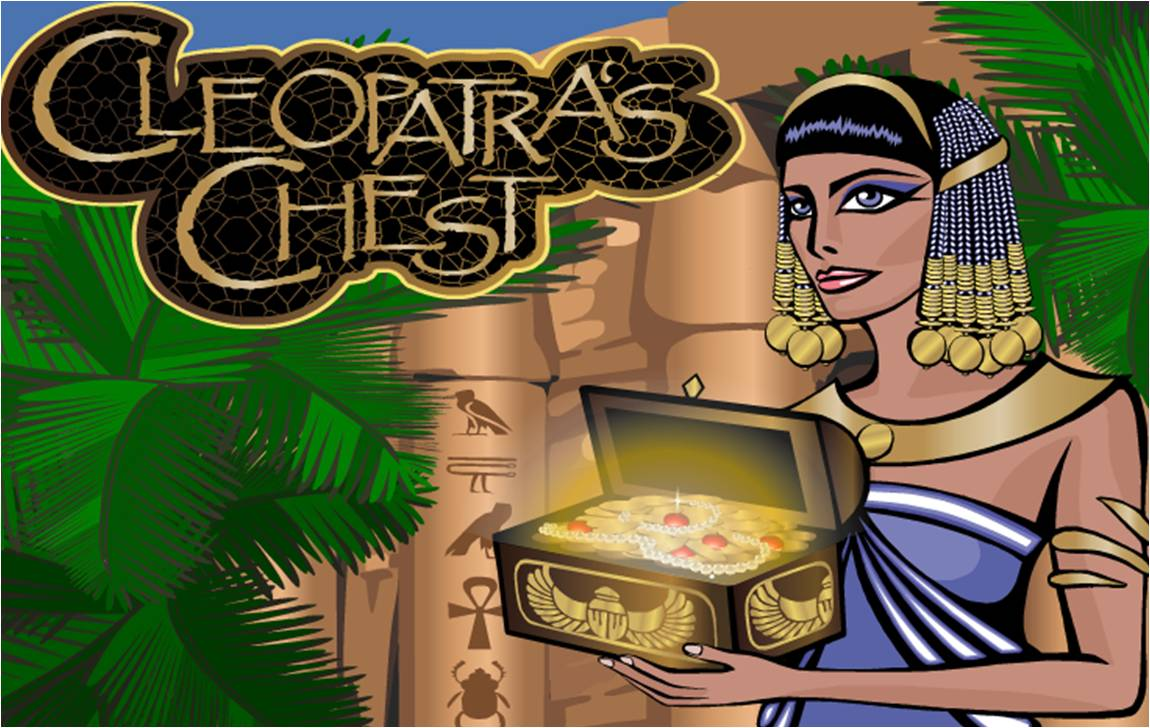 Win up to £1,859,059 at Cleopatra's Chest