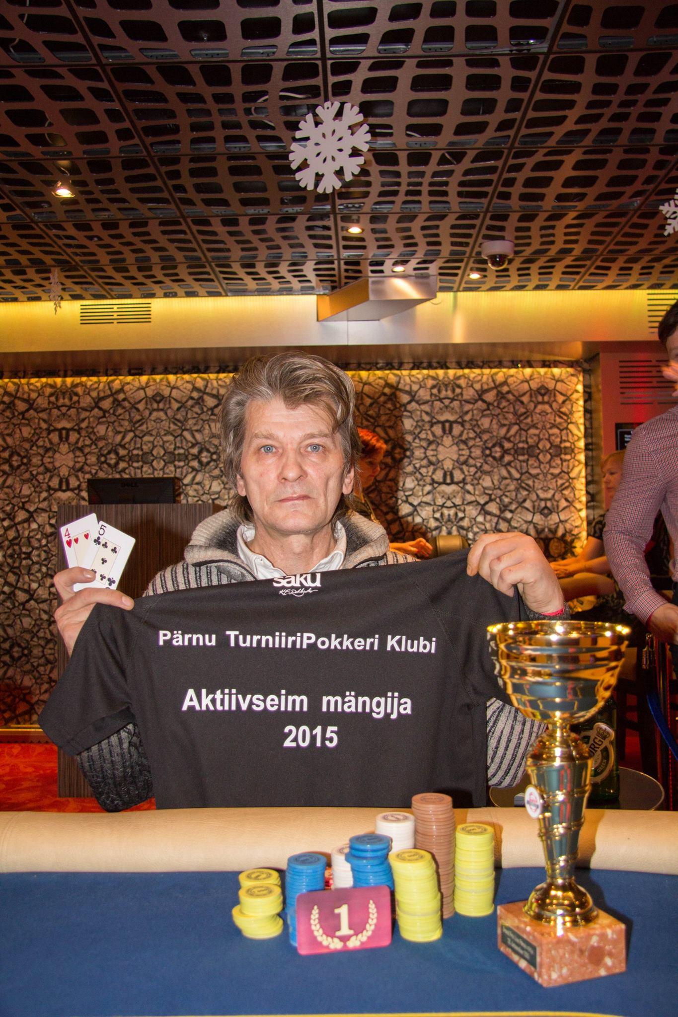 Turniiri tšempion Konstantin Marks
