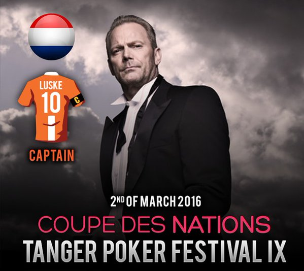 PokerNews Boulevard - Legalisering gokmarkt dichterbij & Lüske captain van Nederland 101