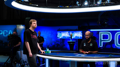 Cette fois, Joe McKeehen doit s'incliner en heads-up