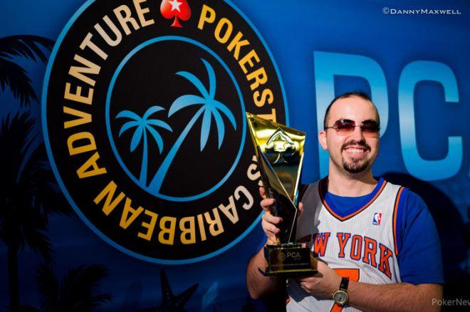 2016PokerStars Caribbean Adventureまとめ 105