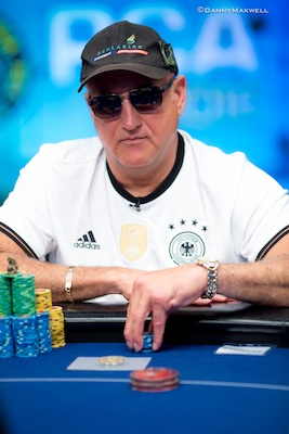 Missing with Ace-King: Analysing a Big Bluff in the PCA Main Event 101