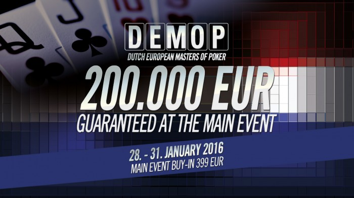 Aleksandar Tomović Runner up na DEMOP Main Eventu za 26.845 € 101