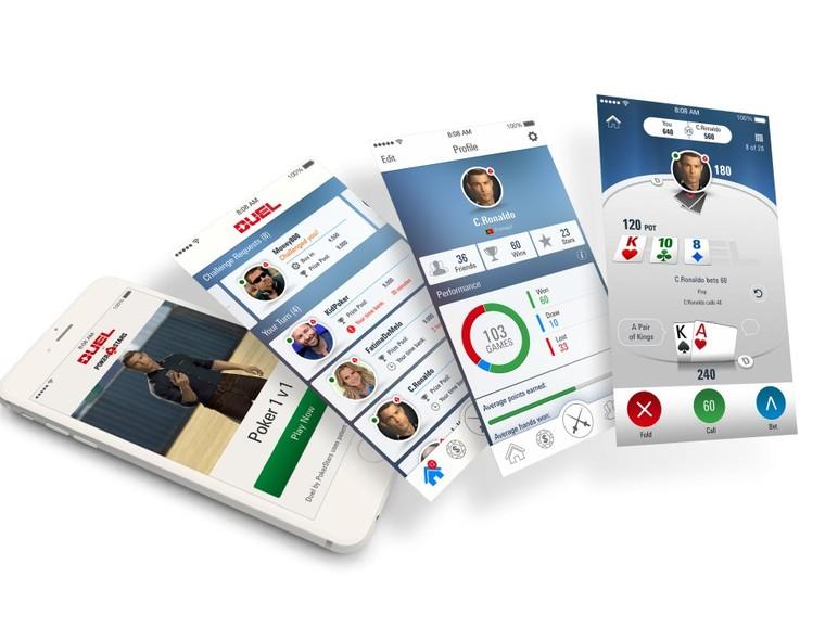 PokerStars пусна тестова версия на новата си мобилна... 101
