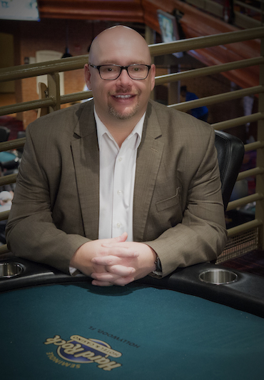 Get to Know Seminole Hard Rock Hotel & Casino Director of Poker Operations Bill Mason 101