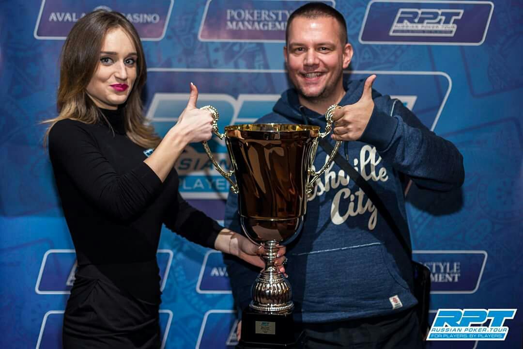 Marko Miković Pobednik RPT Main Eventa za 27,730€ 104