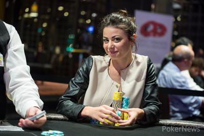 Изгряваща покер звезда: Samantha Abernathy 101