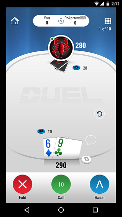 PokerNews Canada Review: Duel by PokerStars Open to Beta Testing 101