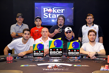 Rafael Pandolfo Vence Main Event BSOP Foz do Iguaçu (€67.330) 101
