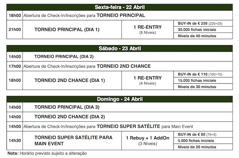 Etapa #6 Solverde Poker Season 21 a 24 de Abril no Casino de Vilamoura 102