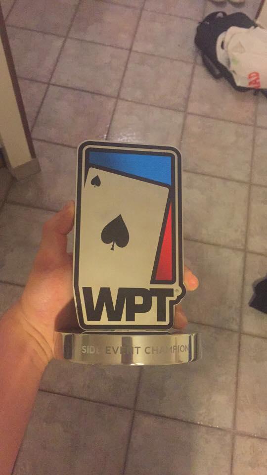 """Lietuviai dominavo WPTN """"High Roller"""", pergalę iškovojęs V.Špakauskas apdovanotas... 102"""