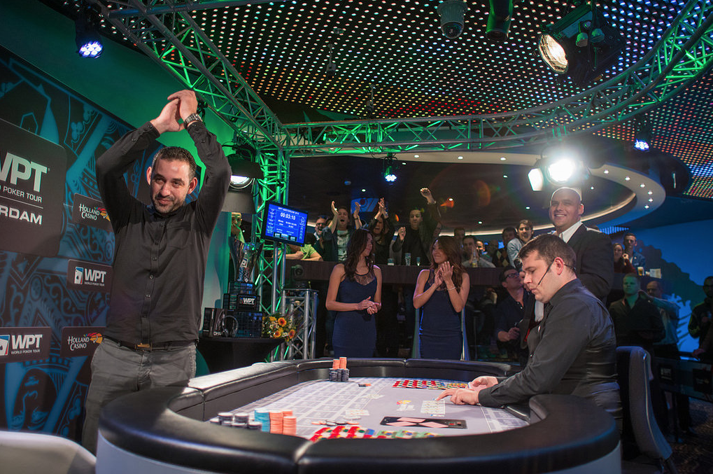 A True Cinderella Story: Farid Yachou Overcomes Tough Field and More To Win WPT TOC 101