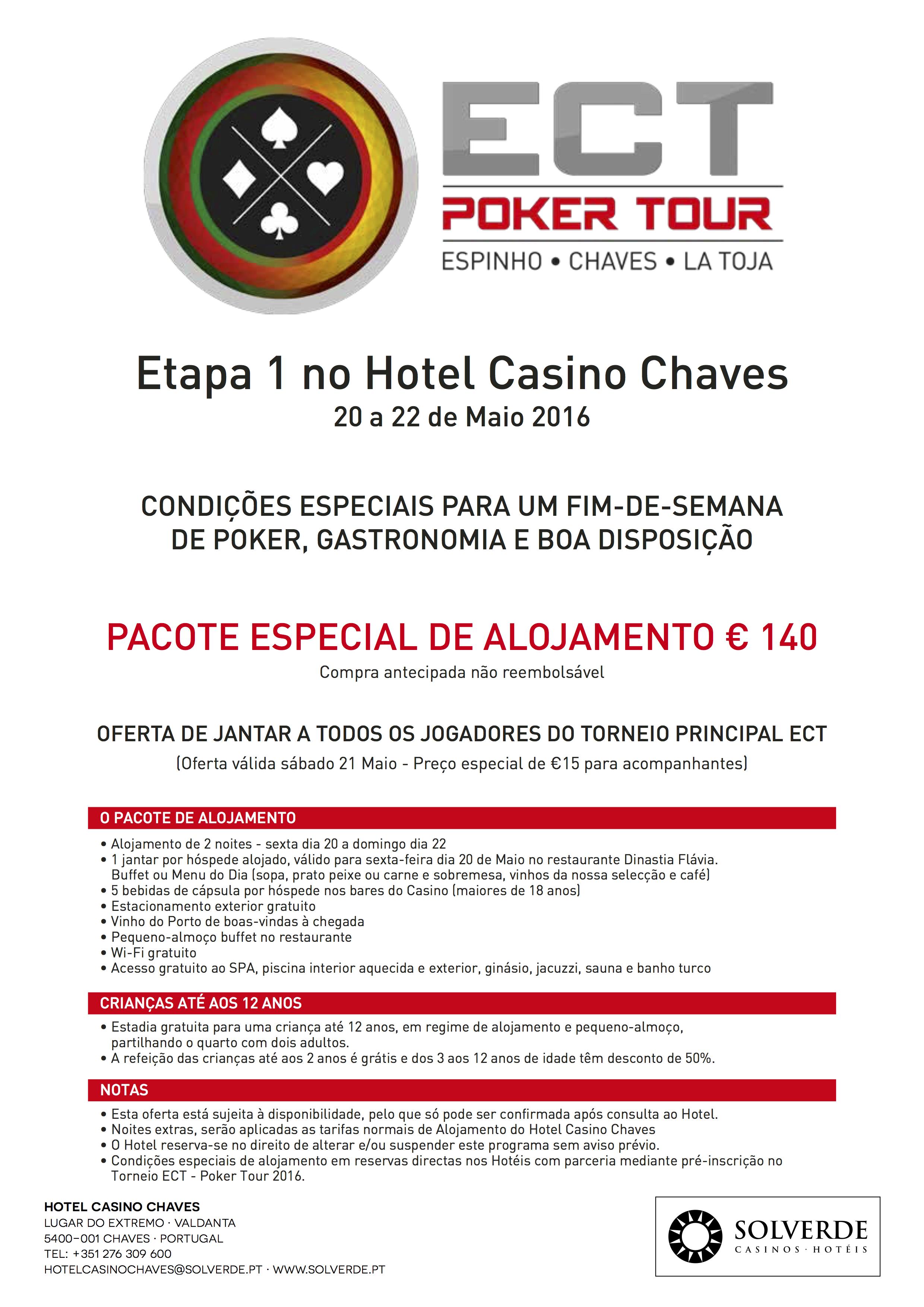 ECT Poker Tour 2016 - Etapa #1 de 20 a 22 de Maio no Hotel Casino Chaves 102