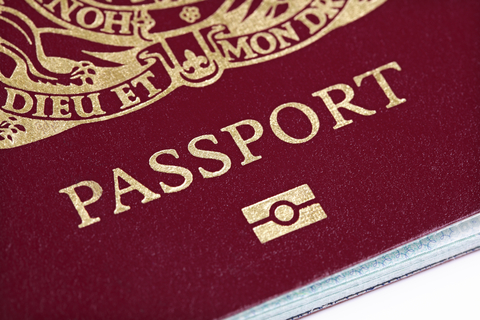 The e-passport logo