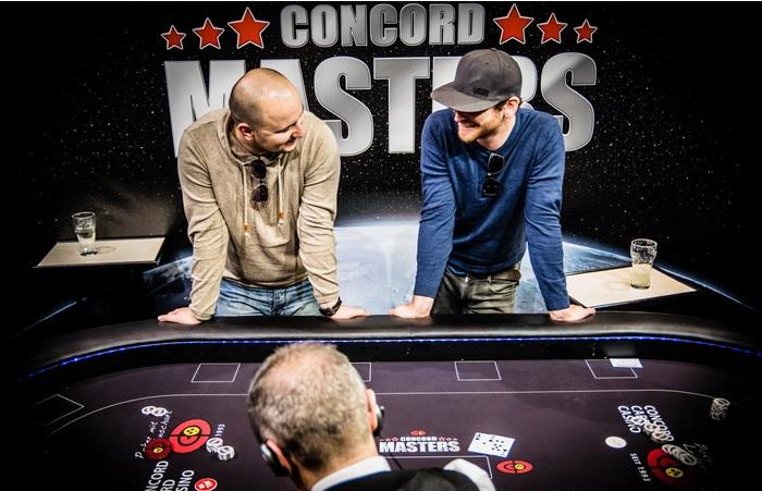 Mario Menićanin Osvojio Concord Masters za 47,000€ 103
