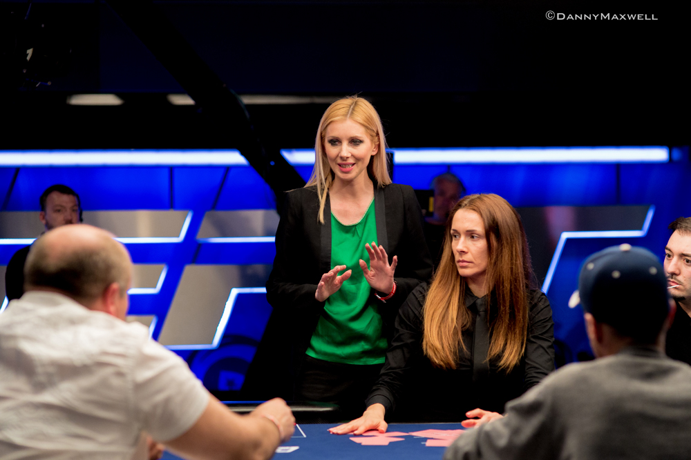 Behind the Scenes met European Poker Tour brush Kate Badurek 107