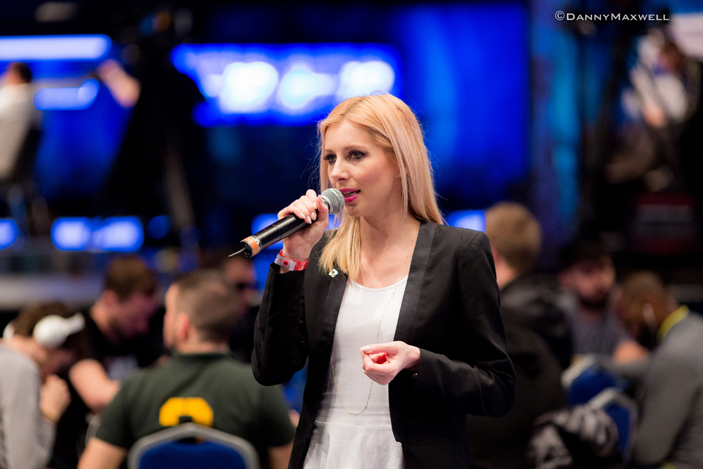 Behind the Scenes met European Poker Tour brush Kate Badurek 104