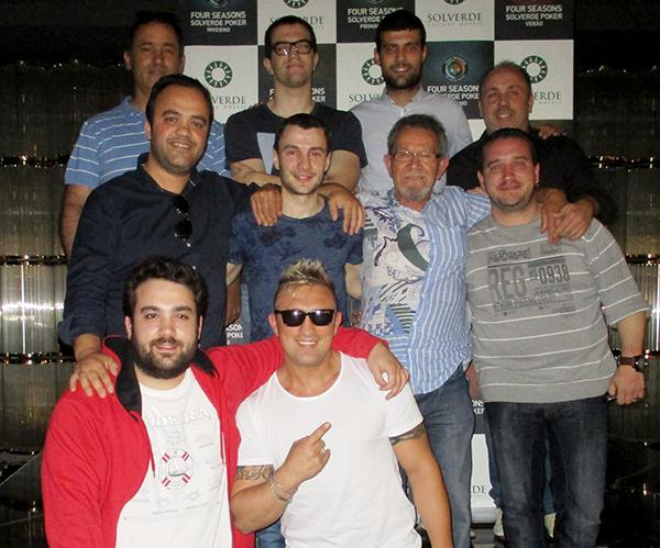 Pedro Costa Vence Four Seasons Super Spring €25.000 GTD 101