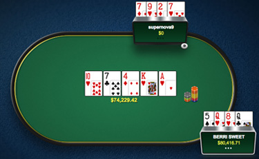 The Online Railbird Report: A Close Look at the WSOP Heads-Up Finalists 101