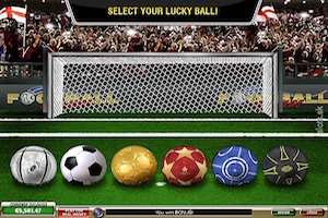 Football Rules Online Slot