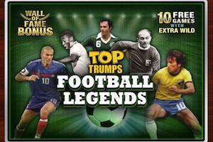 Top Trumps Football Legends Online Slots